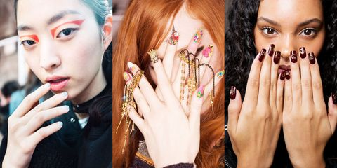 The Best Nail Looks From NYFW Fall 2017