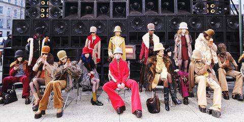 Footwear, Hat, Sun hat, Space, Fedora, Costume hat, Costume accessory, heater, Costume design, Acting,