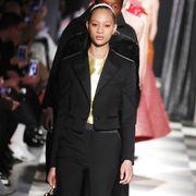 Coat, Outerwear, Collar, Formal wear, Style, Suit, Blazer, Suit trousers, Street fashion, Fashion,