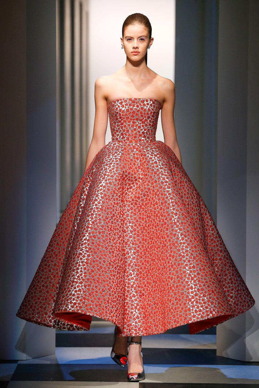 Monse and Oscar de la Renta's AW17 collection at New York Fashion Week.  Photo:
