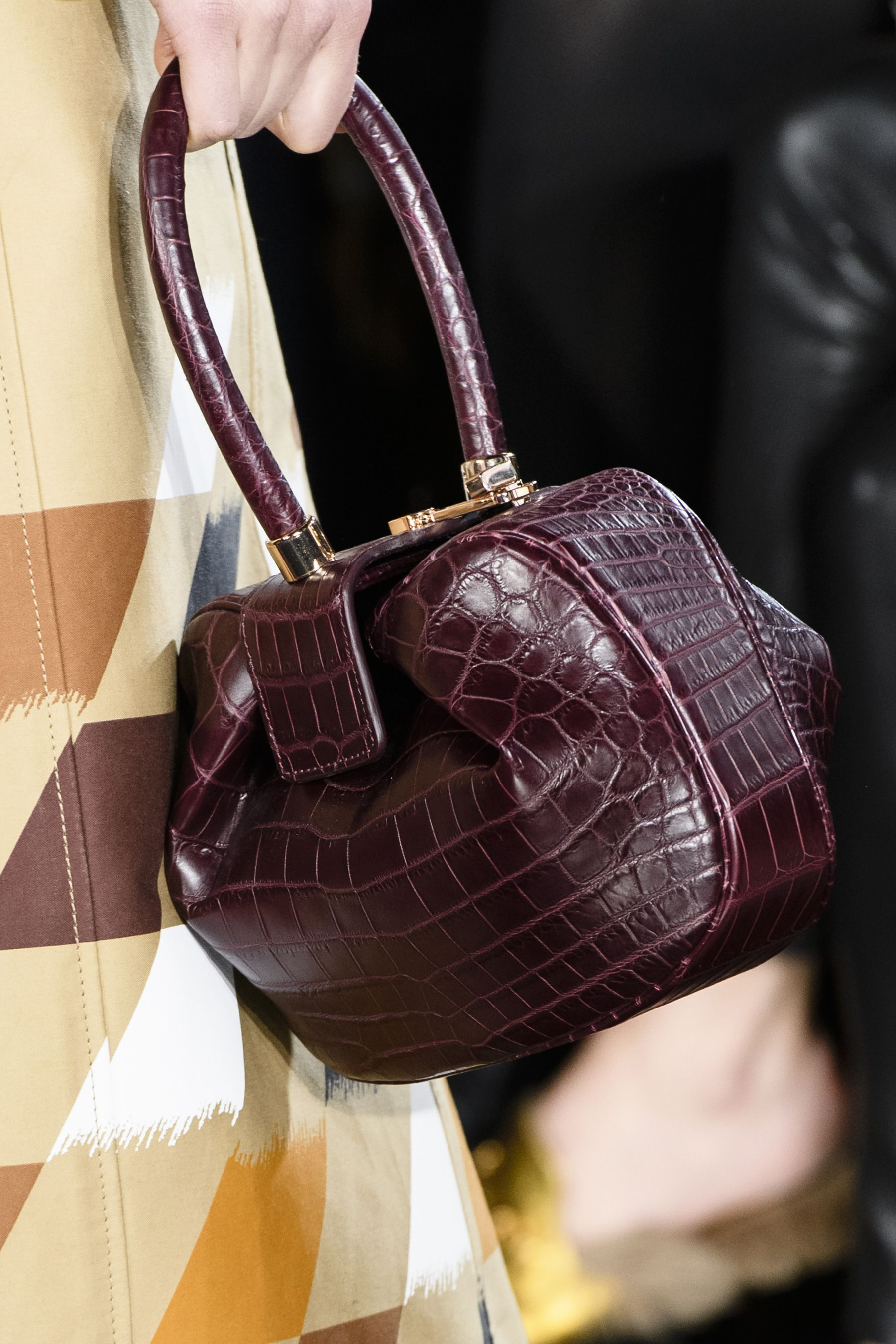 Fall 2017 Bag Trends From The Runway Best And Winter Handbags Nyfw Elle