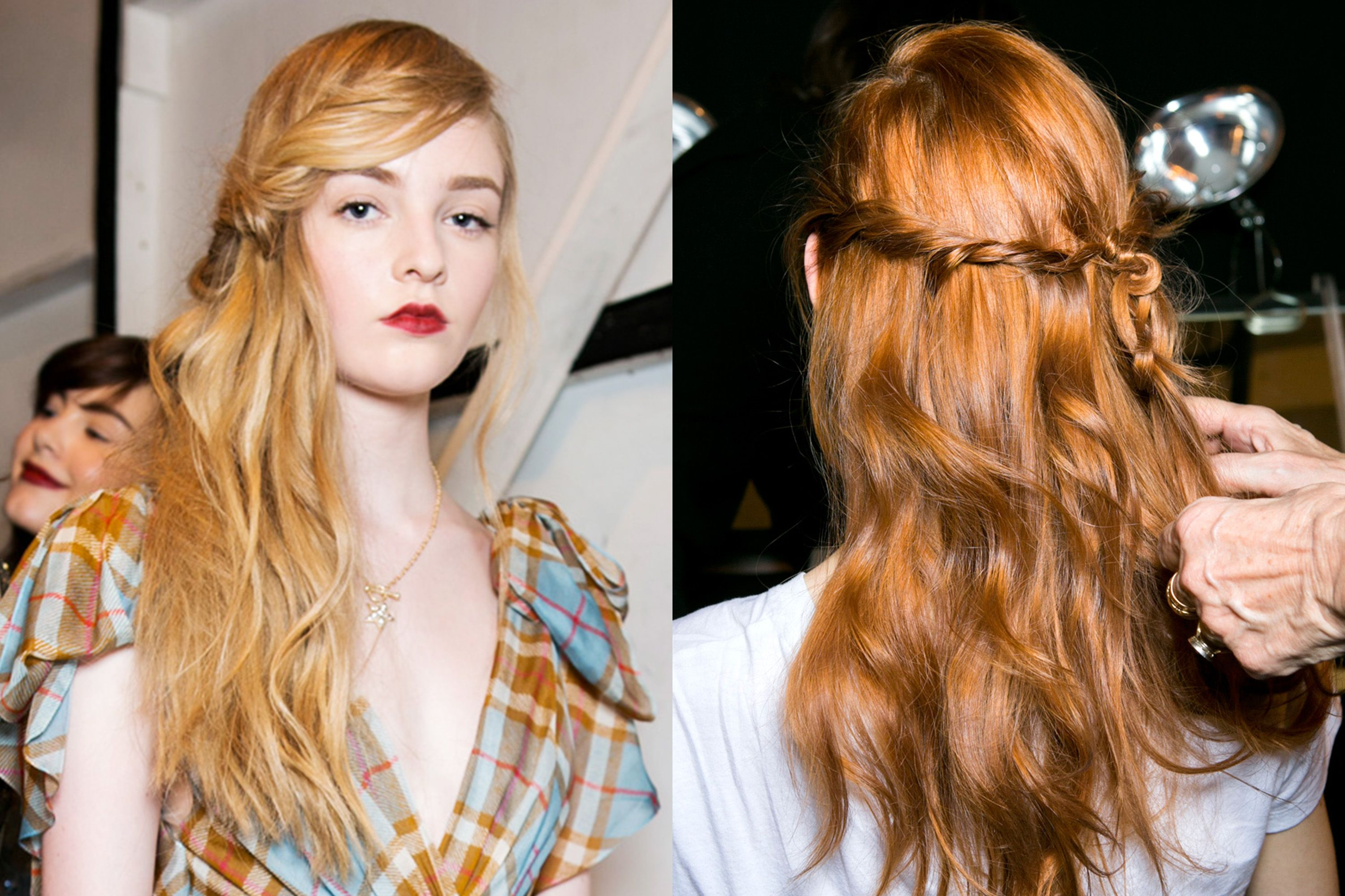 Fall Hair Trends 2017 Fall And Winter Hairstyles From The Nyfw
