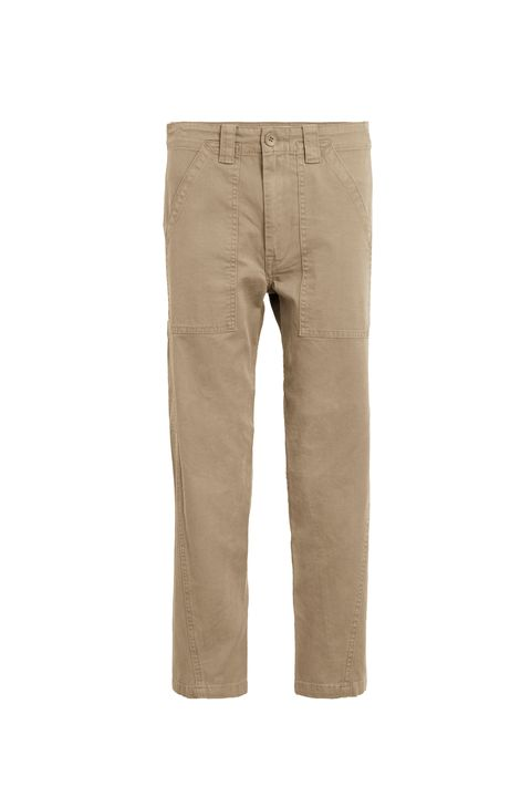 "<p>It's time to reconsider khakis—these are nothing like the cargos&nbsp;you wore in middle school.&nbsp;</p><p><em data-redactor-tag=""em"">Vince military pants, $245, <a href=""http://shop.nordstrom.com/s/vince-military-pants/4549120?origin=keywordsearch-personalizedsort&amp;fashioncolor=OLIVE"" target=""_blank"" data-tracking-id=""recirc-text-link"">nordstrom.com</a></em><br></p>"