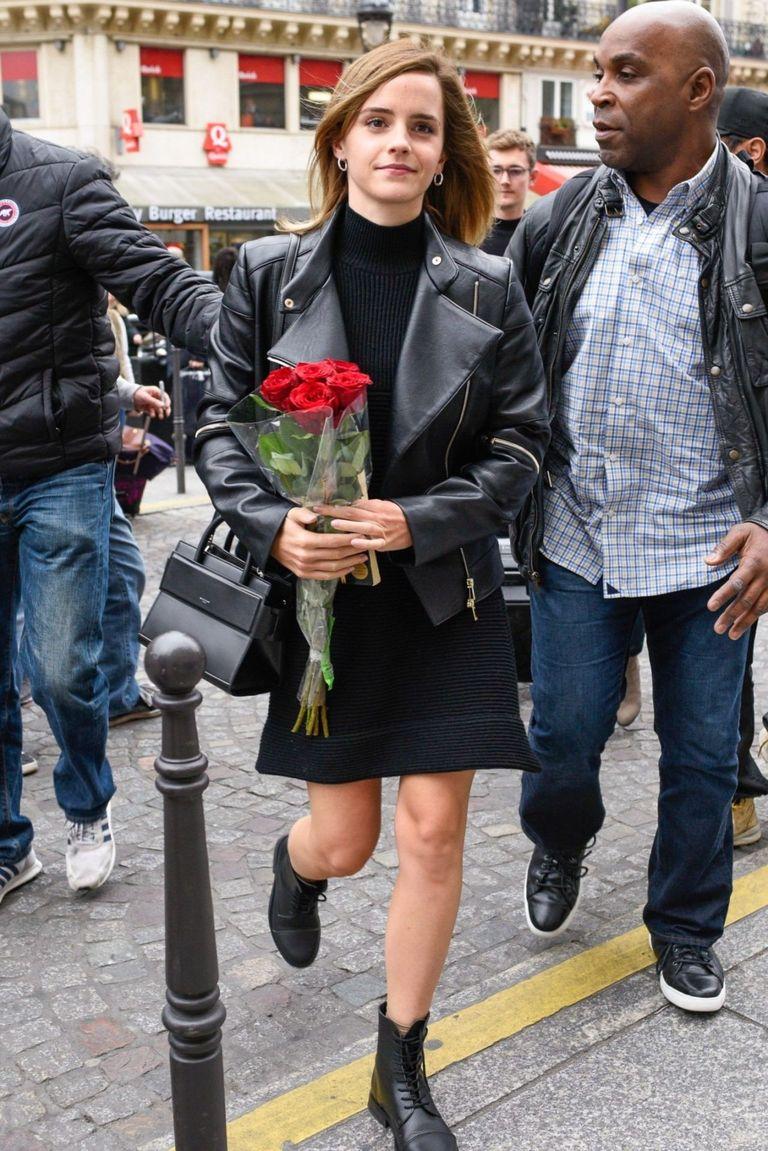 Why Emma Watson Won't Talk About Her Boyfriend - Emma ...