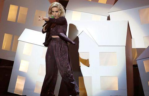 Katy Perry BRIT Awards
