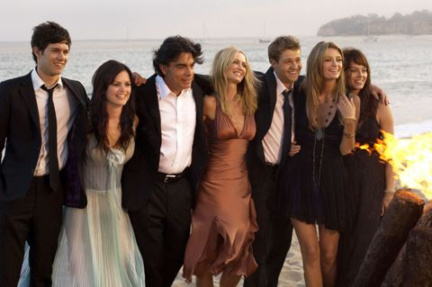 Best 'The OC' Behind the Scenes Drama - 10 Year Anniversary