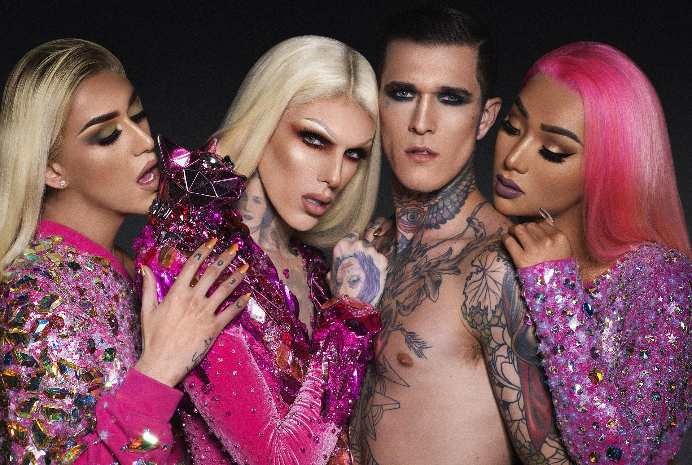 Image result for jeffree star cosmetics campaign