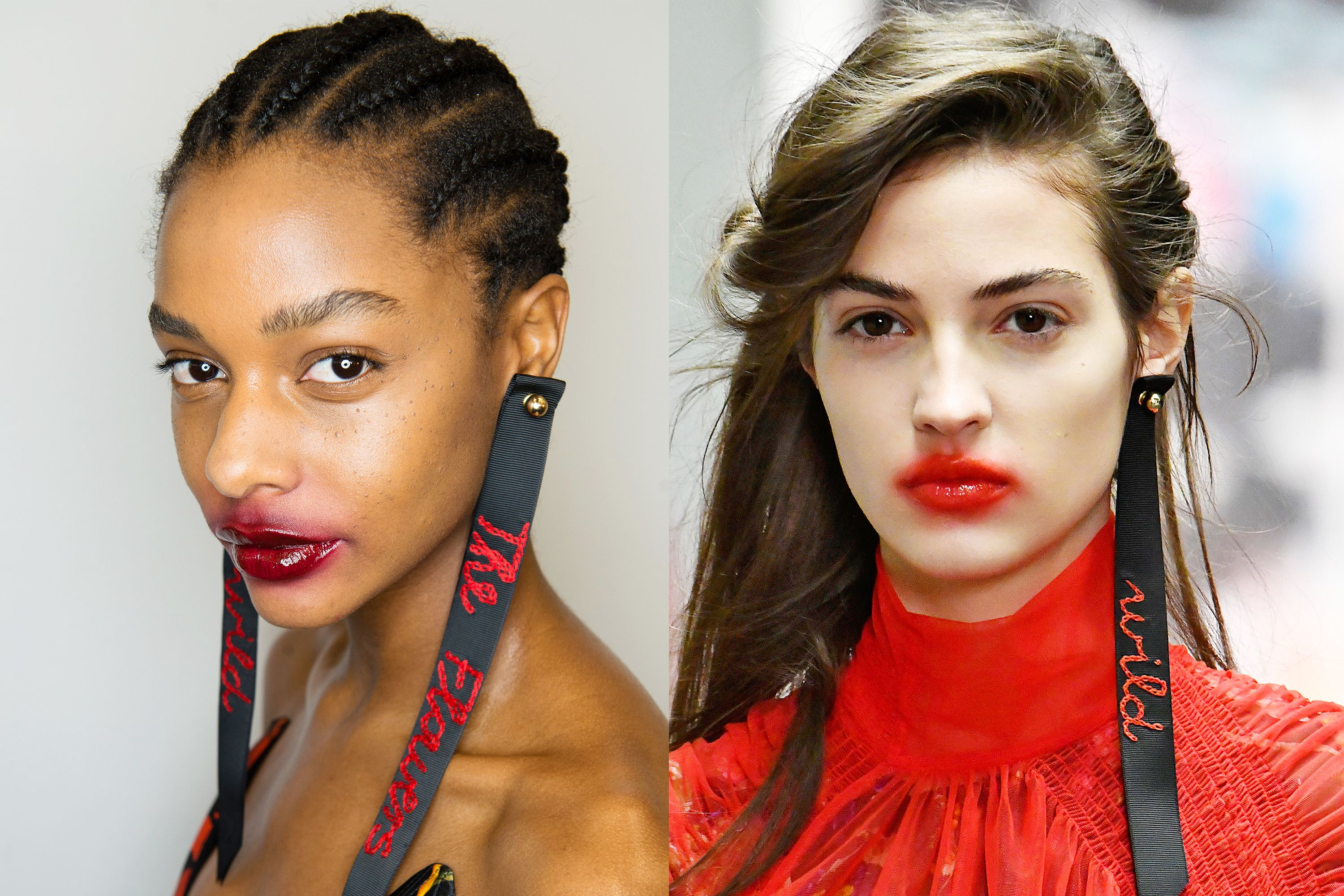 fall hair trends 2017 - fall and winter hairstyles from the nyfw