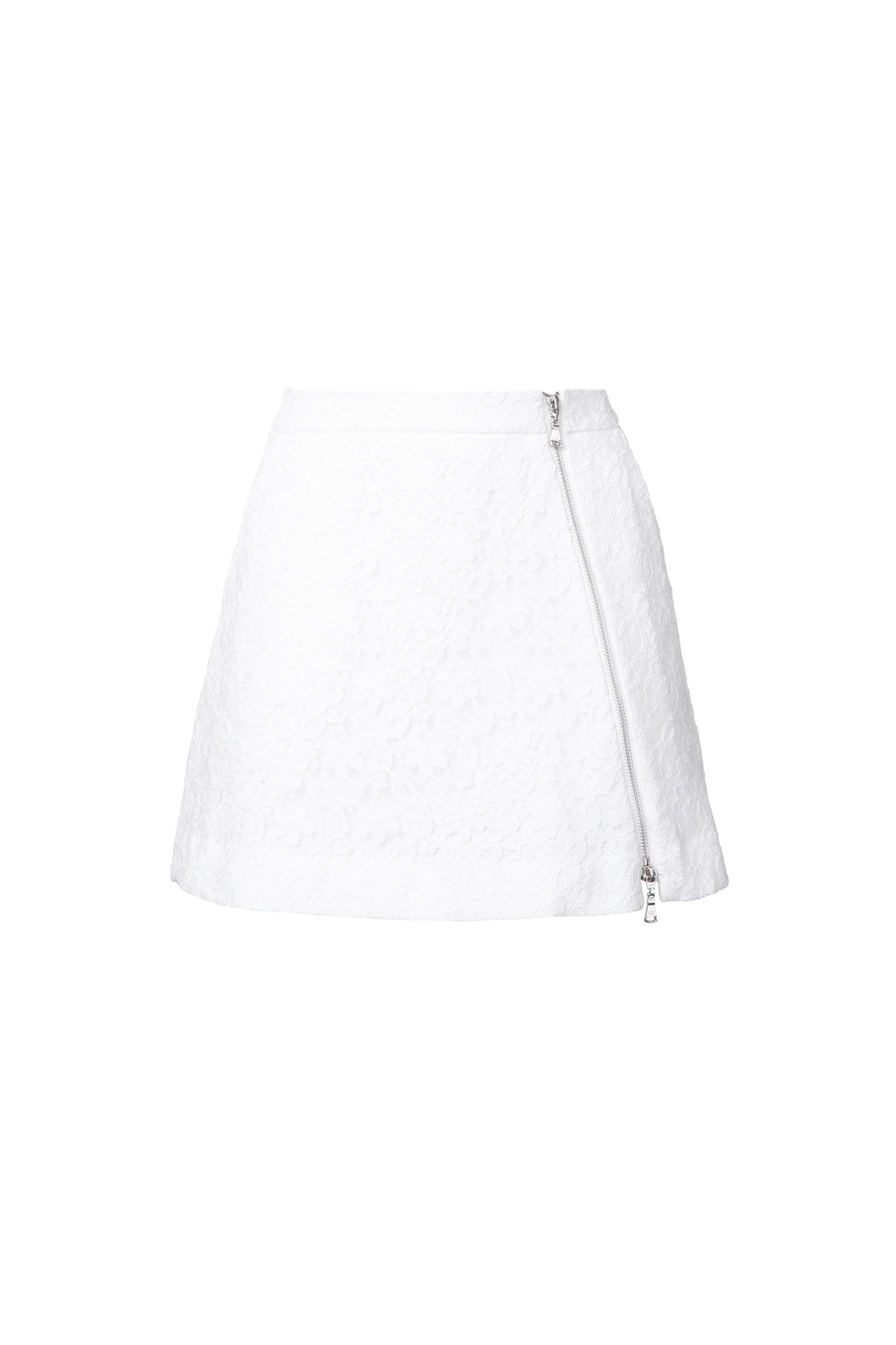0935b7a04ce7 19 Cute White Skirts for Spring and Summer 2017 - Best White Skirts for  Every Budget