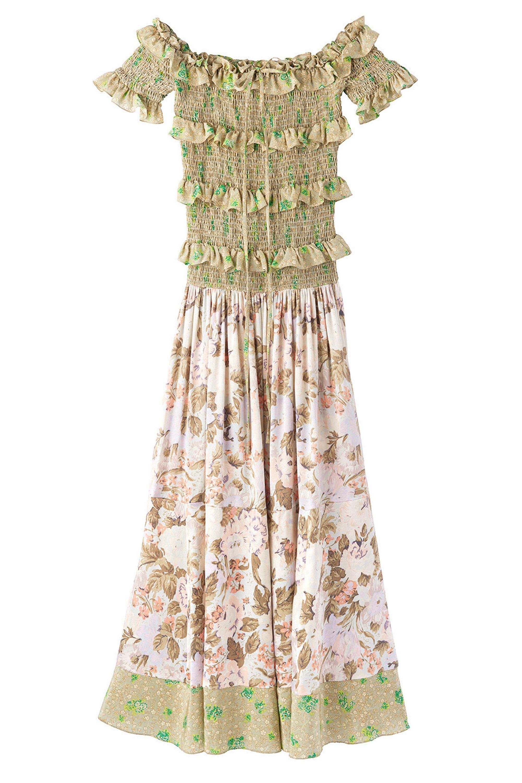 Cute Floral Dresses - 33 Flirty Floral Dresses for Spring