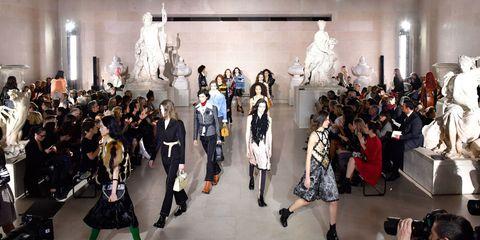 Footwear, Fashion, Costume design, Costume, Hall, Cosplay, Fashion design, Tourist attraction, Exhibition, Sculpture,