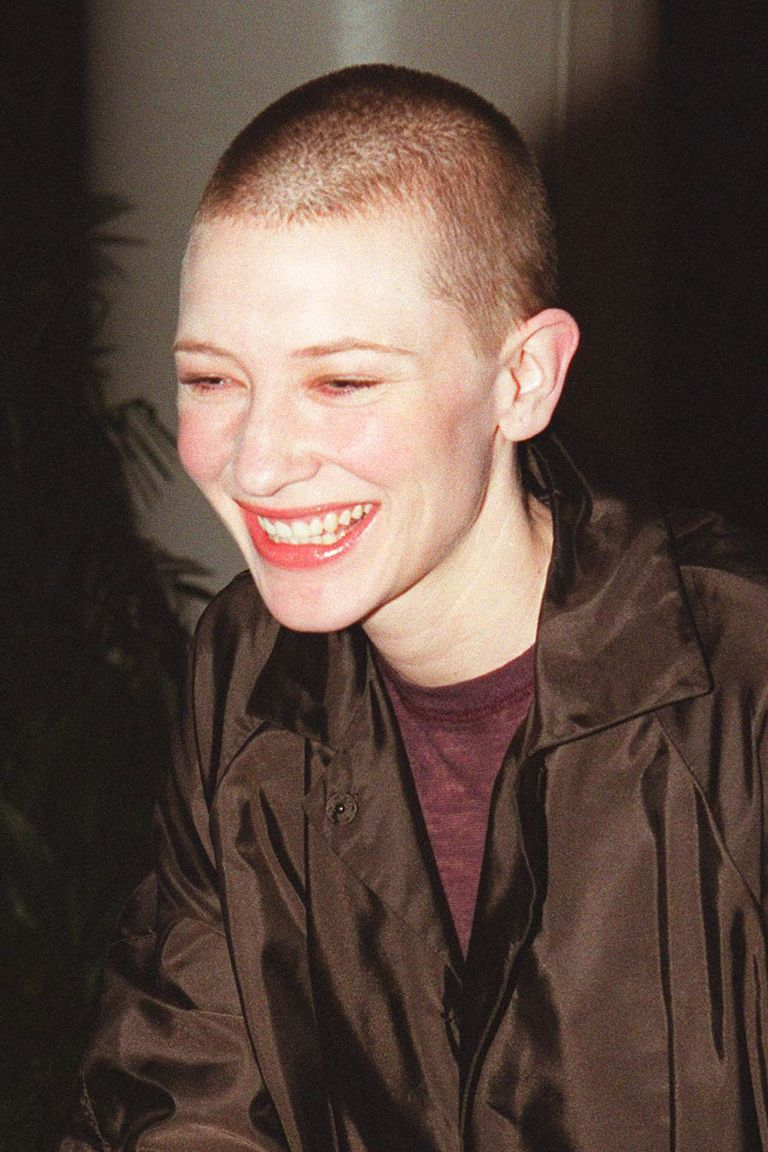 19 Women With Shaved Heads - Female Celebs With Buzzcuts-9732