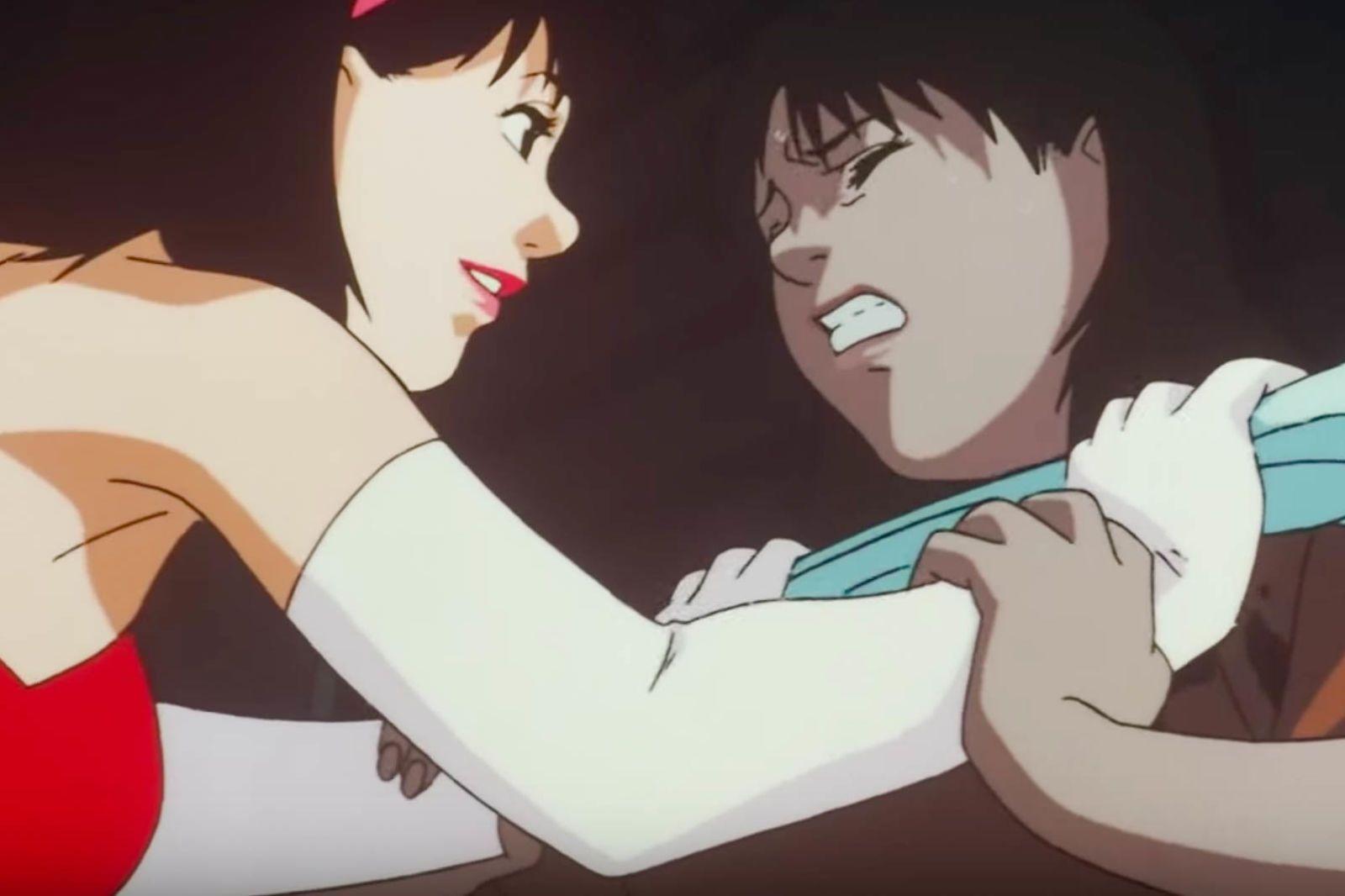 Anima tegneserie sex