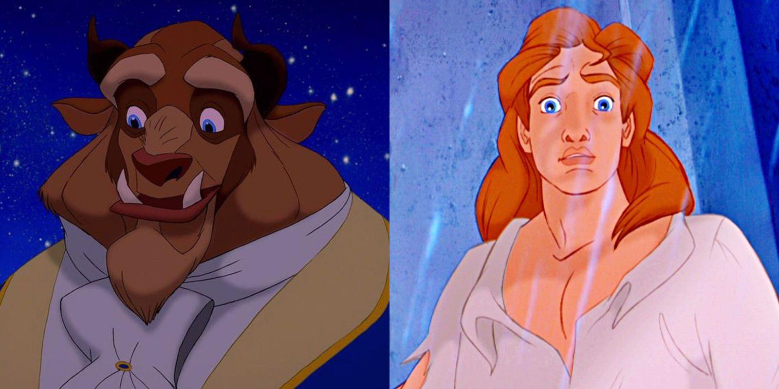Dan Stevens on Emma Watson Finding Beast Hotter in Beast Over ...