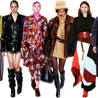 The Top Trends From Spring Summer 2017 New York Fashion Week