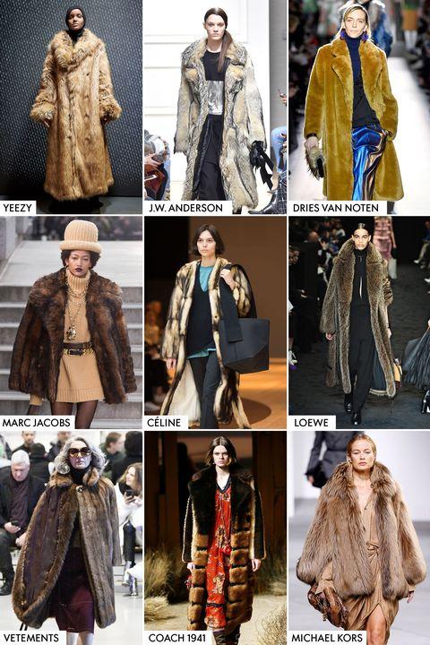 Clothing, Fur, Fur clothing, Fashion, Outerwear, Fashion model, Overcoat, Coat, Fashion design, Jacket,