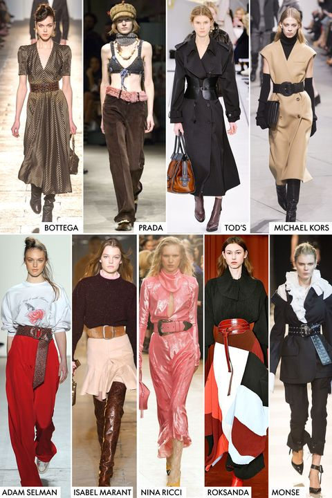 A Complete Guide To Fall  Top Fashion Trends Elle