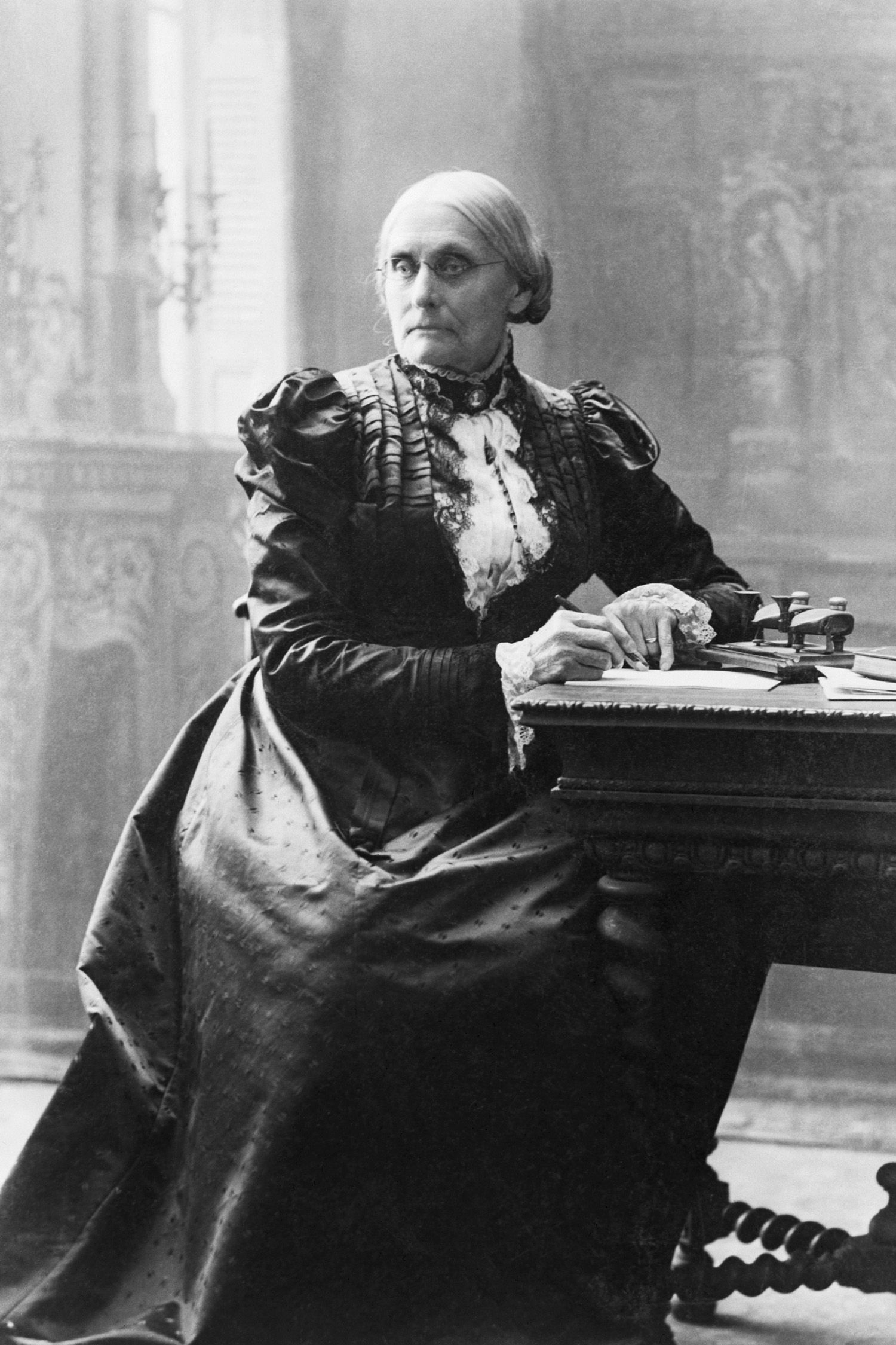 "<p><em data-redactor-tag=""em"">Earned women the right to vote</em></p><p>Susan B. Anthony, an American social rights activists, was instrumental in a number of women's issues. Her work, which also included campaigning for equal rights for both women and African-Americans and working to abolish slavery, was extensive. Beyond the formation&nbsp&#x3B;of the National American Woman Suffrage Association,&nbsp&#x3B;Anthony and Elizabeth Cady Stanton collected signatures to petition Congress for the right to vote, urging politicians to consider an amendment to the Constitution. It wasn't until after Anthony's death that the 19th Amendment, also known as the Susan B. Anthony Amendment, was passed in 1919.</p>"