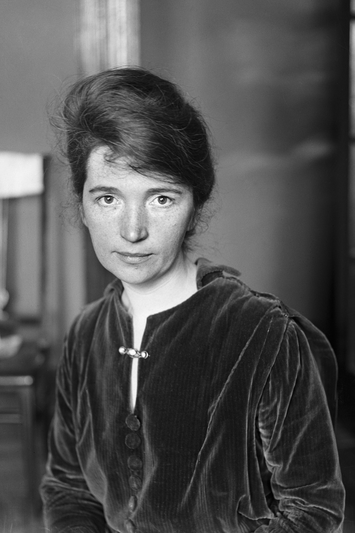 "<p><i data-redactor-tag=""i"">Pushed for birth control rights</i></p><p>Margaret Higgins Sanger, born in 1879, was an early advocate for birth control, using speeches and writings to convey her messages. Sanger opened the first birth control clinic in the U.S. in 1916 and was arrested shortly after&nbsp&#x3B;for distributing information on contraception. Sanger, who at her core believed it was important to liberate women from unplanned pregnanices in order to generate social change,&nbsp&#x3B;eventually founded the American Birth Control League in 1921, which grew into <a href=""https://www.plannedparenthood.org/"" target=""_blank"" data-tracking-id=""recirc-text-link"">Planned Parenthood</a>.</p>"