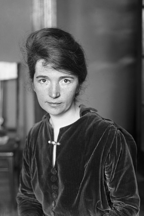 "<p><i data-redactor-tag=""i"">Pushed for birth control rights</i></p><p>Margaret Higgins Sanger, born in 1879, was an early advocate for birth control, using speeches and writings to convey her messages. Sanger opened the first birth control clinic in the U.S. in 1916 and was arrested shortly after&nbsp;for distributing information on contraception. Sanger, who at her core believed it was important to liberate women from unplanned pregnanices in order to generate social change,&nbsp;eventually founded the American Birth Control League in 1921, which grew into <a href=""https://www.plannedparenthood.org/"" target=""_blank"" data-tracking-id=""recirc-text-link"">Planned Parenthood</a>.</p>"