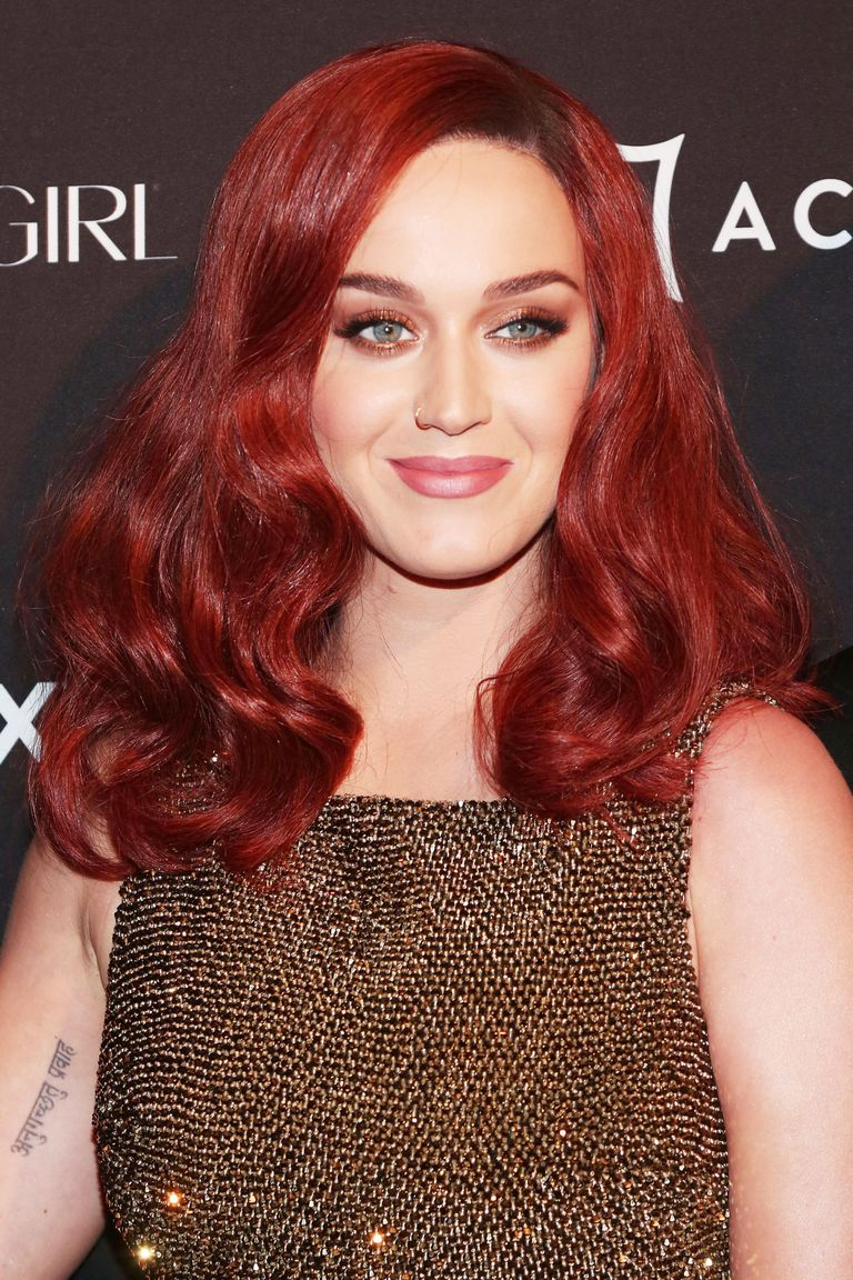 Burgundy Hair Color Ideas- 8 Different Ways to Go Burgundy This Spring