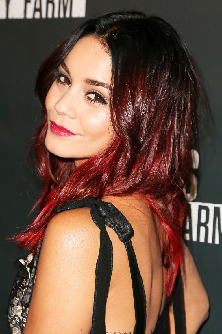 Burgundy Hair Color Ideas 8 Different Ways To Go Burgundy