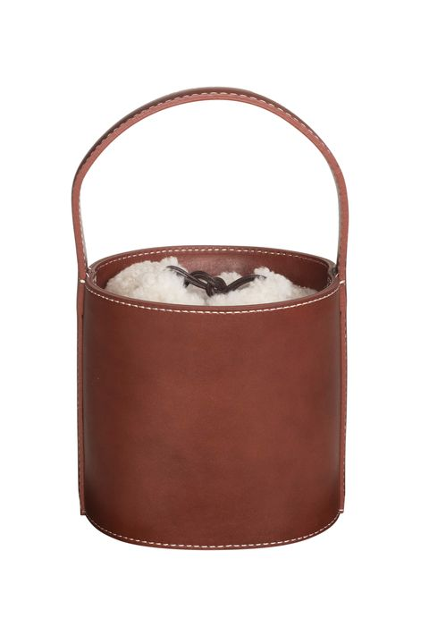 Brown, Leather, Copper, Beige, Fashion accessory, Metal,