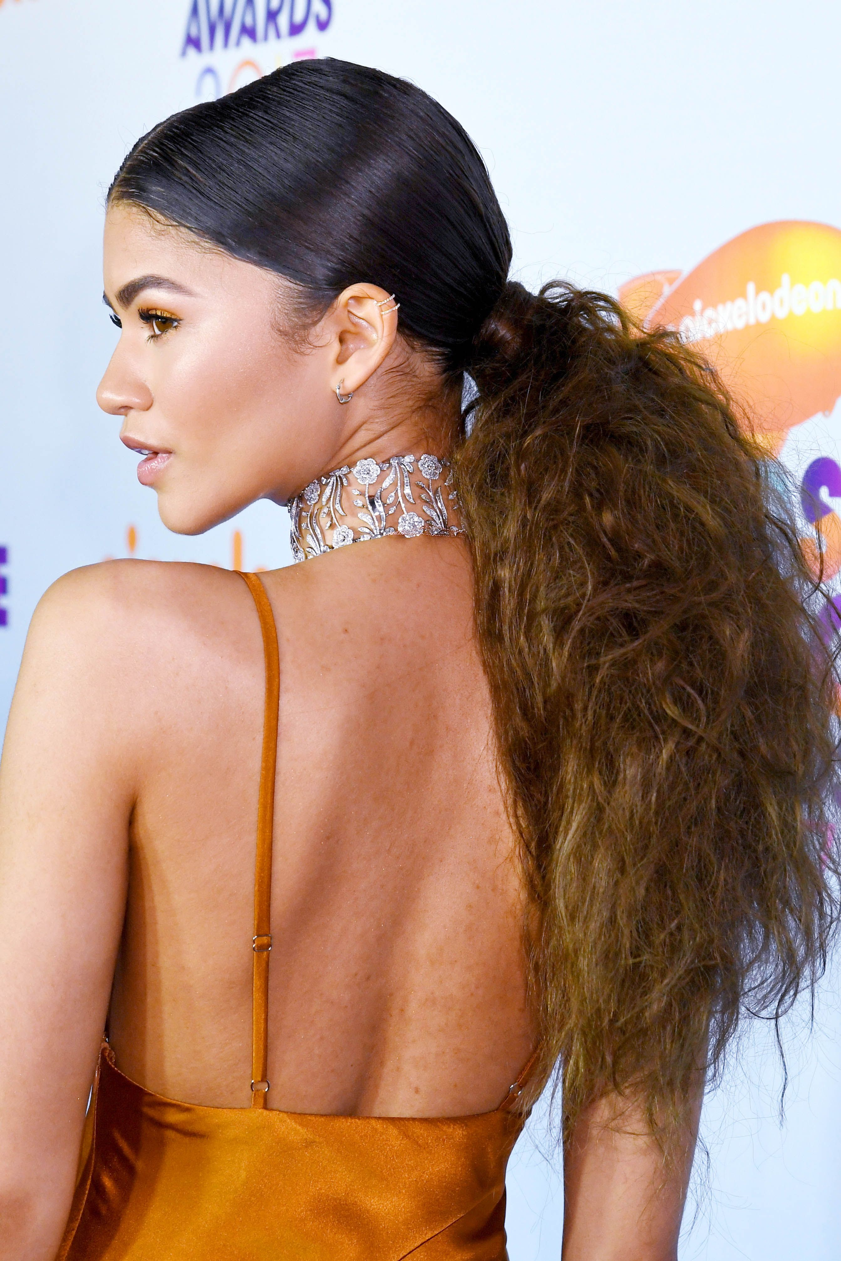 Cute Ponytail Hairstyles Best Celebrity Ponytails of ELLE