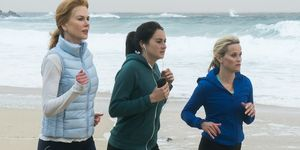 Nicole Kidman, Reese Witherspoon and Shailene Woodley in Big Little Lies
