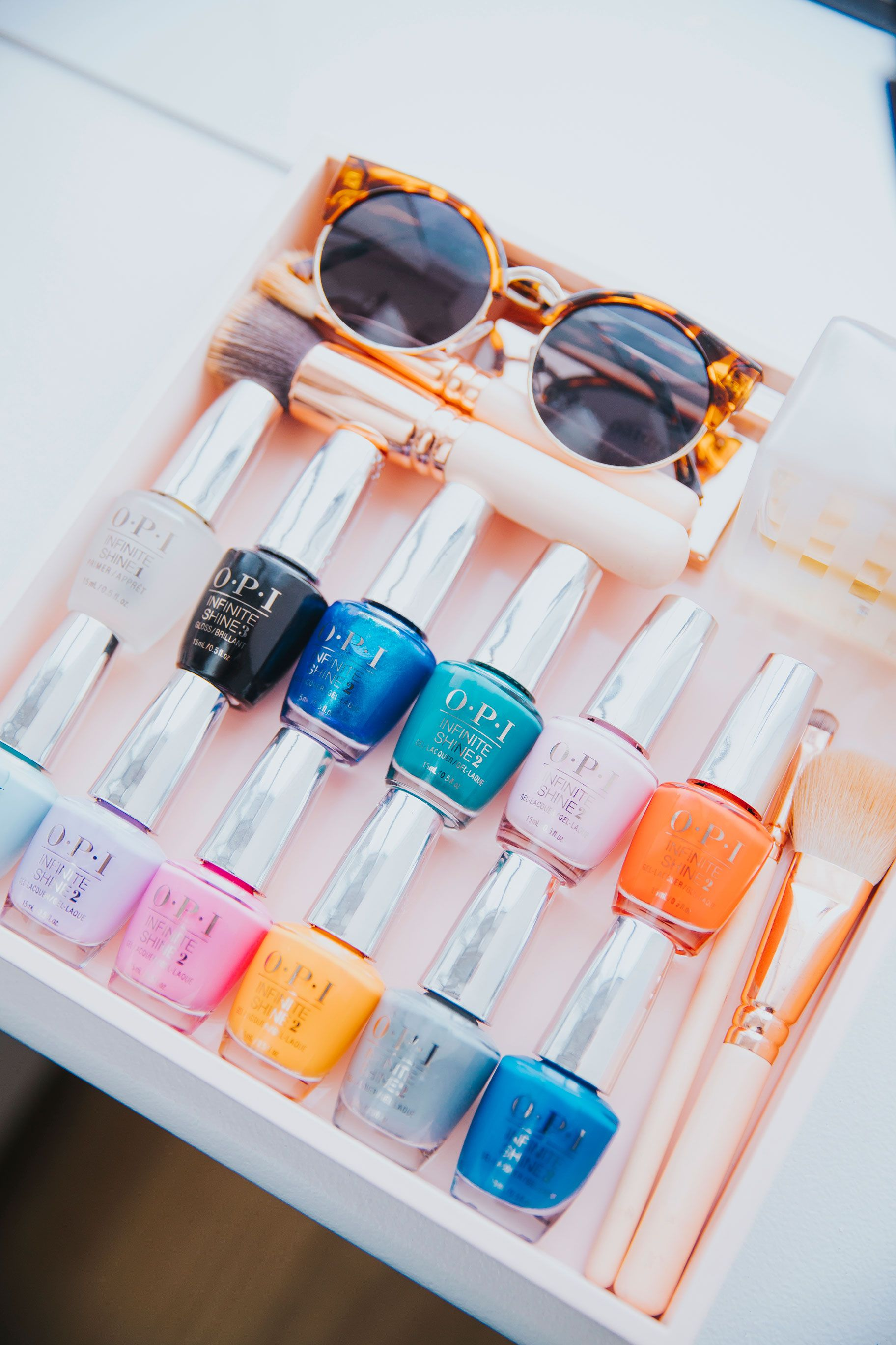 """<p>""""Spring is all about a color refresh. These bright colors by OPI are the way to go.""""</p><p><em data-redactor-tag=""""em"""" data-verified=""""redactor"""">OPI Fiji Collection, </em><a href=""""https://www.opi.com/#R62Tgfil6Zro2as3.97"""" target=""""_blank"""" data-tracking-id=""""recirc-text-link""""><em data-redactor-tag=""""em"""" data-verified=""""redactor"""">OPI.com</em></a></p>"""