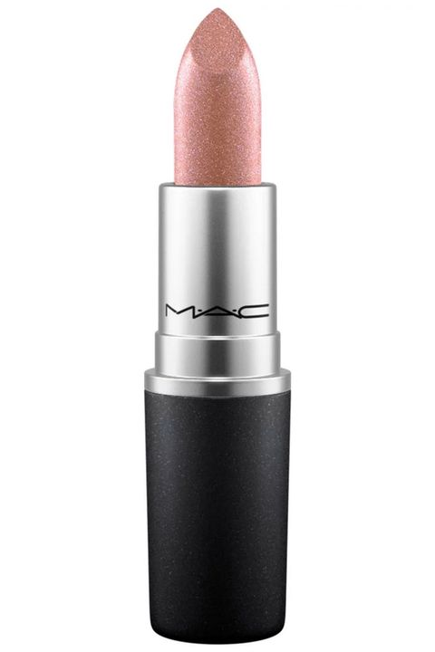 """<p>Frosty lips are back in action. This creamy, gold-flecked formula will give you major '90s nostalgia vibes.</p><p><strong data-redactor-tag=""""strong"""" data-verified=""""redactor"""">MAC</strong> Metallic Lipstick in Devotional, $17.00, <a href=""""http://shop.nordstrom.com/s/mac-metallic-lipstick/4640550?cm_mmc=google-_-productads-_-Women%3AMakeup%3ALip-_-256393_82&amp;rkg_id=h-a838838042101c8bbbdeccfd24a60850_t-1490898322&amp;adpos=1o1&amp;creative=145518893176&amp;device=c&amp;network=g&amp;gclid=Cj0KEQjw2fLGBRDopP-vg7PLgvsBEiQAUOnIXJYYPM2lBX8Ru42Pwe6xU8z-zN_5hyZLdSIYl94GL3waAiIZ8P8HAQ"""" target=""""_blank"""" data-tracking-id=""""recirc-text-link"""">nordstrom.com</a>.</p>"""