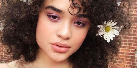 Face, Hair, Nose, Eyebrow, Lip, Cheek, Skin, Beauty, Hairstyle, Chin,