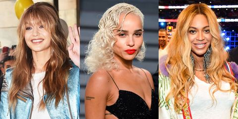 6 Best Summer Hair Colors for 2017 - New Summer Hair Color Trends