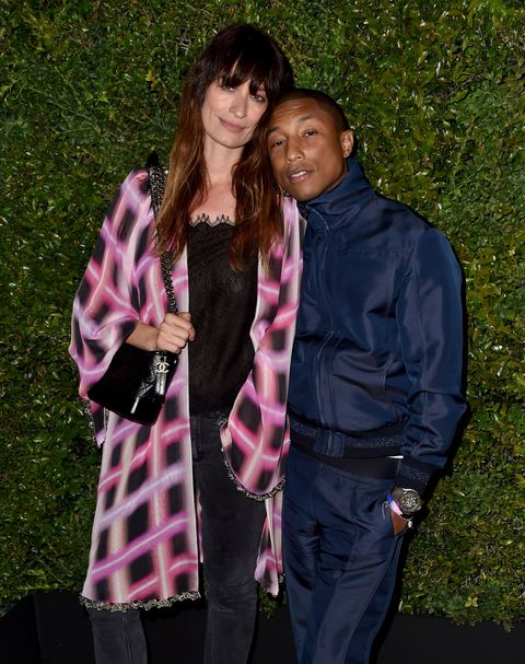bc0937b1f Pharrell Williams Talks About the Chanel Gabrielle Bag and Wearing ...