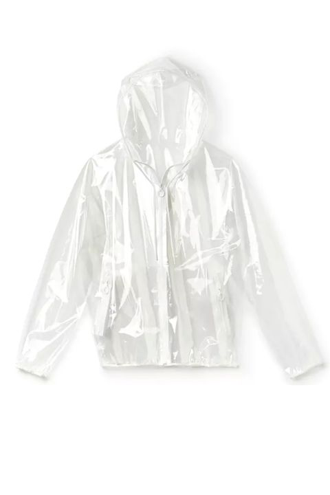 "<p>Lacoste Sheer Jacket, $475; <a href=""https://www.shopspring.com/products/53335237?query=raincoat&amp;taxonomy=women"" data-tracking-id=""recirc-text-link"">shopspring.com</a></p>"