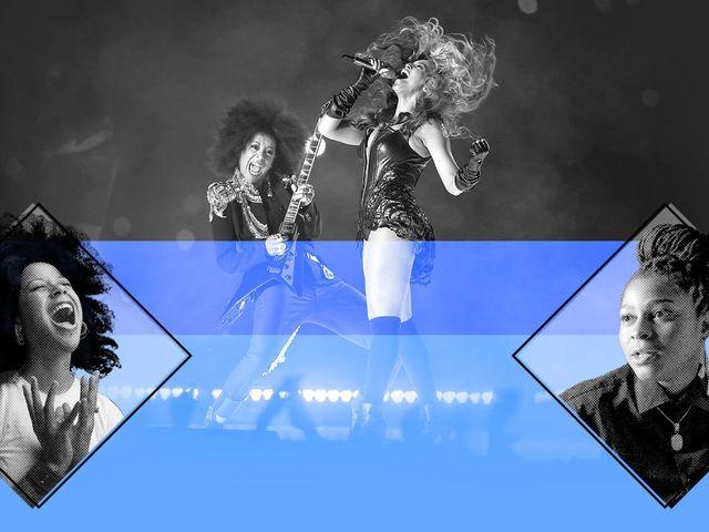 An Oral History of Beyoncé's All-Female Band, Suga Mama - 10th