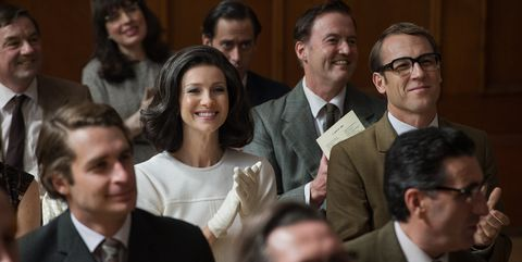 Outlander Claire Randall and Frank Randall