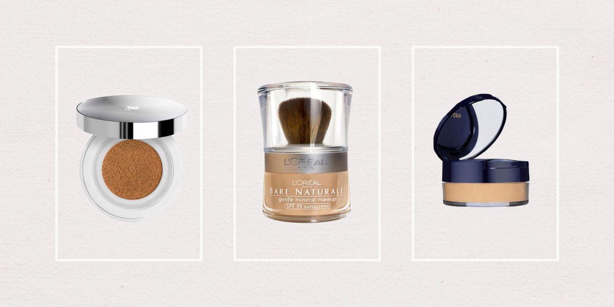 8 Best Mineral Makeup Picks Try Mineral Foundation For Spring 2017