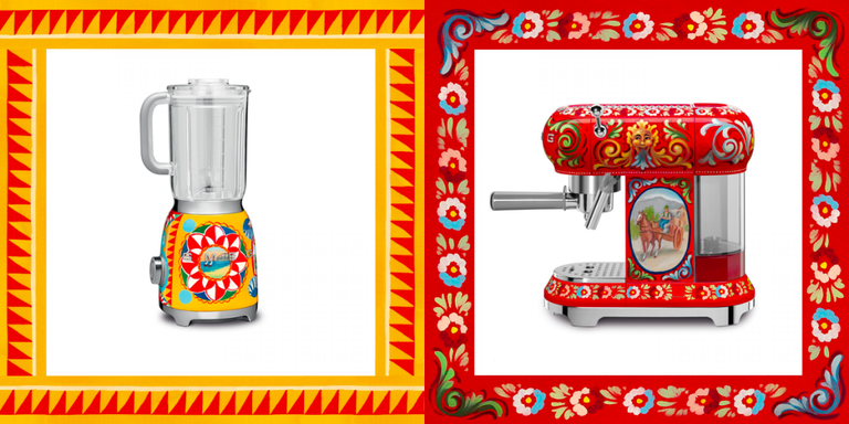 Dolce Amp Gabbana Makes Kitchen Appliances Now Dolce