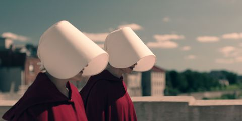 Scene from The Handmaid's Tale