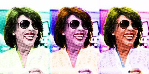 This Is Maxine Waters, the Millennials' Political Rock Star