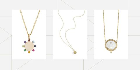 15 Delicate Gold Necklaces You'll Never Take Off