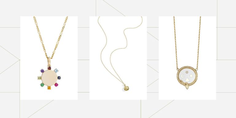 grande simple layered necklace delicate products pickle fashion gold