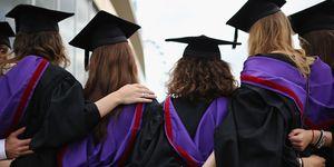 women graduation