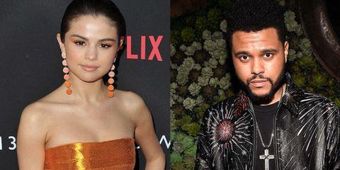 Selena Gomez & The Weeknd on a Date