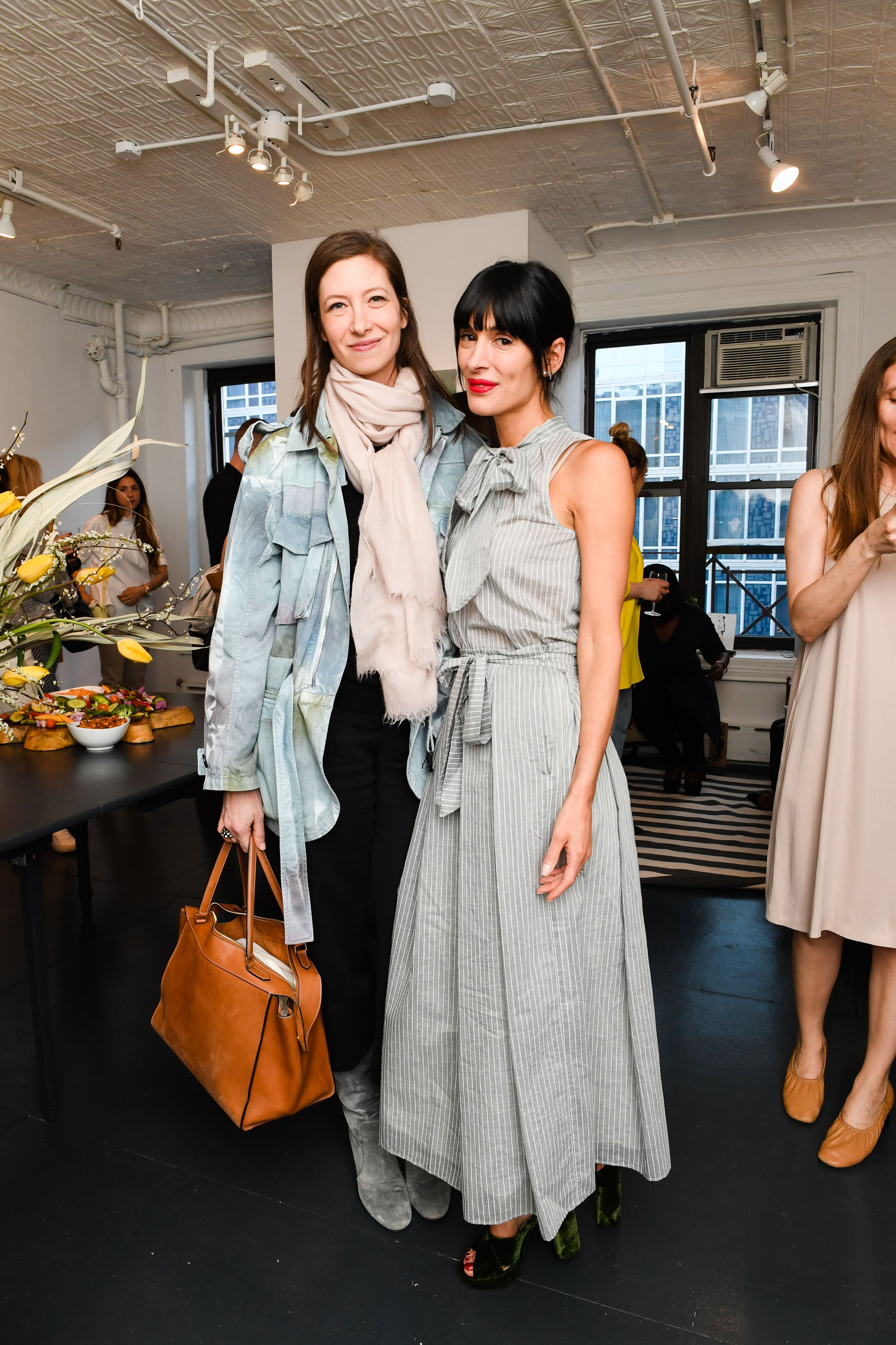 """<p>At the Fabiana Filippi Spring Loungeeventhosted by Athena Calderone<span class=""""redactor-invisible-space"""" data-redactor-tag=""""span"""" data-redactor-class=""""redactor-invisible-space"""" data-verified=""""redactor""""> on April 18, 2017.</span><span class=""""redactor-invisible-space""""></span></p>"""