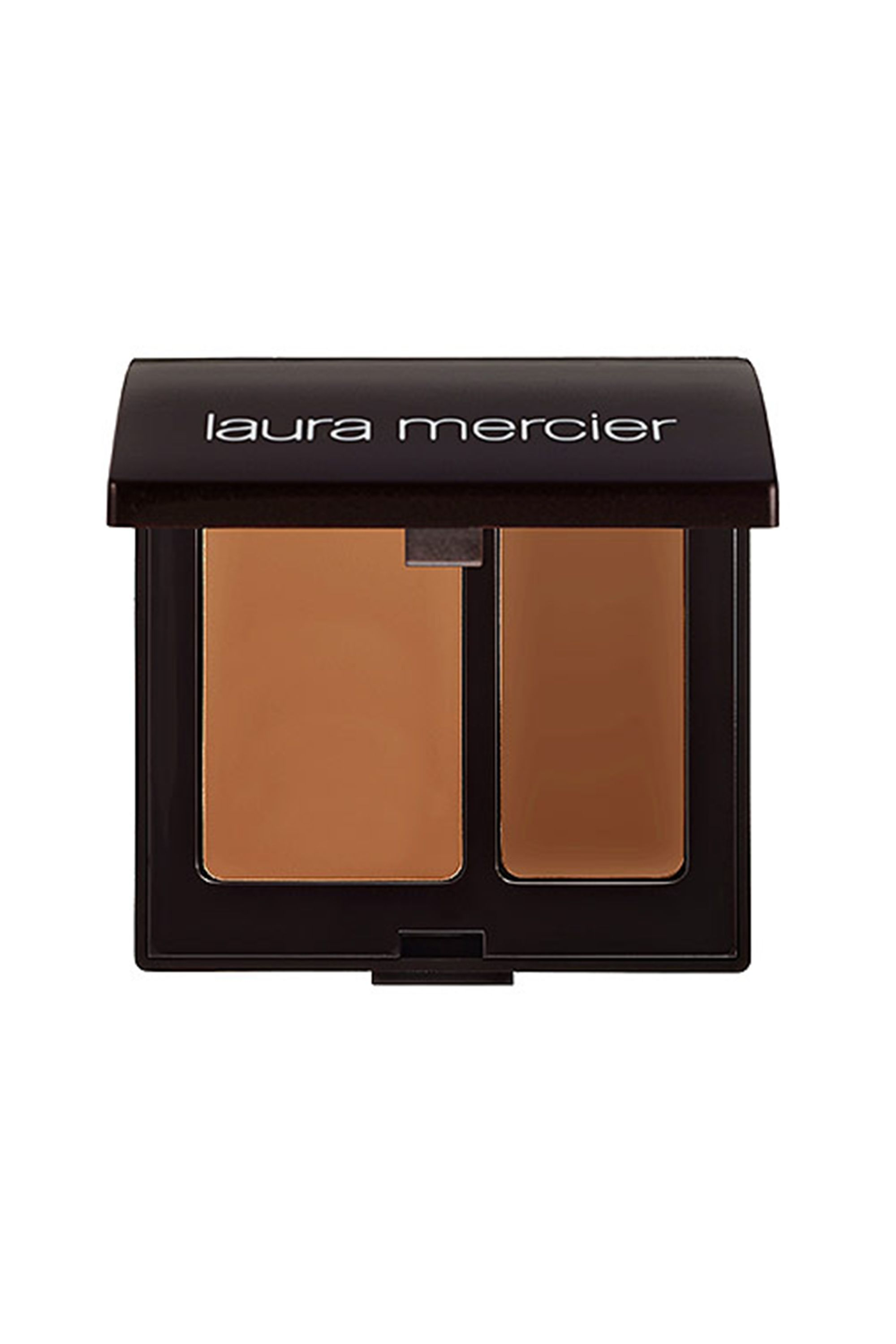 """<p>This all-time pro fave let's you color match to your skin by mixing the dual-shade concealer. It's called camouflage because it can disguise seriously dark circles and bright red blemishes without piling it on.</p><p><em data-redactor-tag=""""em"""" data-verified=""""redactor"""">$35, </em><a href=""""https://www.lauramercier.com/cover-with-concealer/secret-camouflage-prod220004.html"""" data-tracking-id=""""recirc-text-link""""><em data-redactor-tag=""""em"""" data-verified=""""redactor"""">lauramercier.com</em></a></p>"""