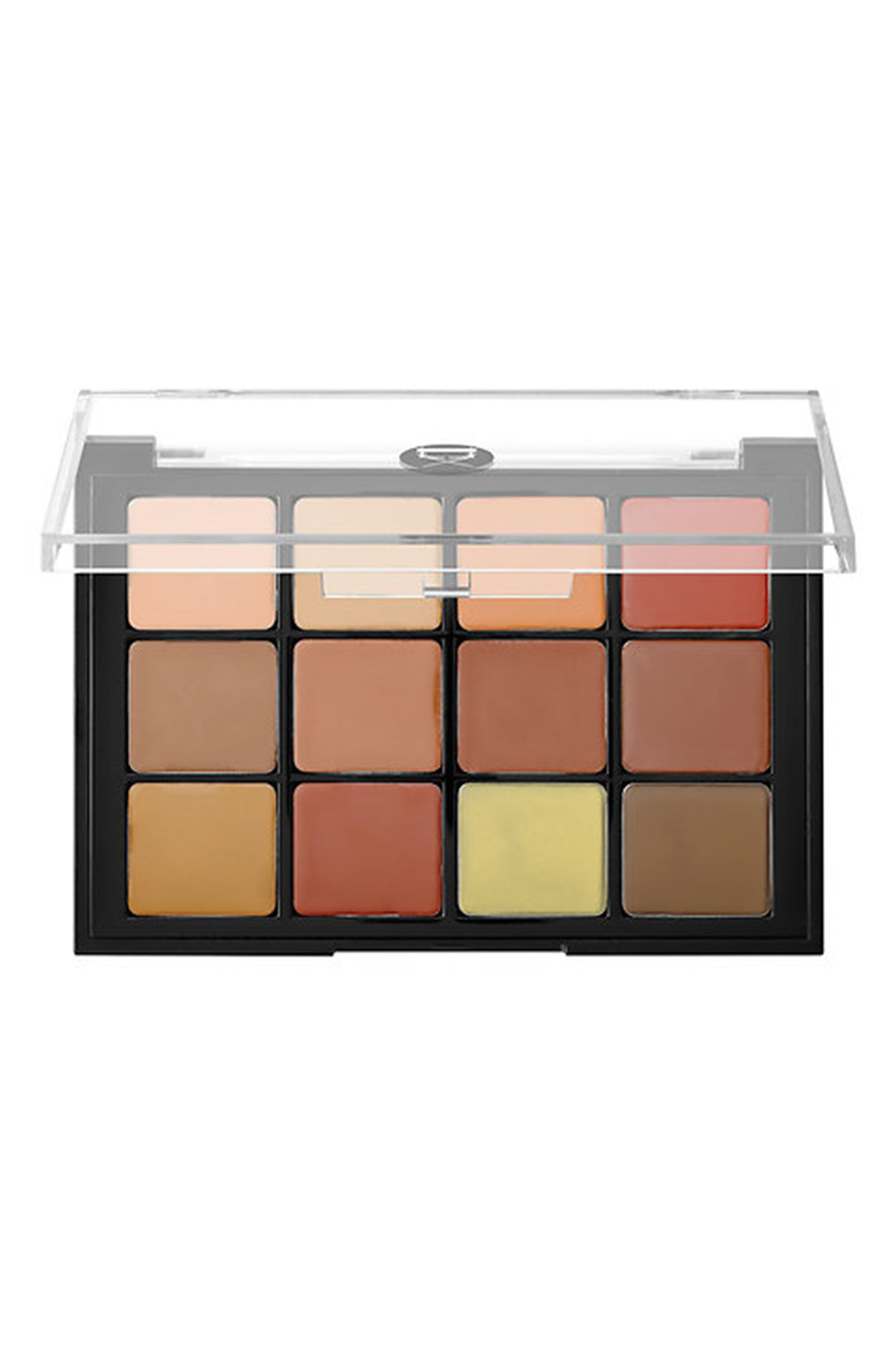"""<p>With the power to erase a multitude of imperfections, contour like a Kardashian, and all with an undetectable HD quality finish, you'll want to keep this compact on hand for anytime the desire to vlog strikes you.</p><p><em data-redactor-tag=""""em"""" data-verified=""""redactor"""">$80, </em><a href=""""http://www.sephora.com/viseart-corrector-contour-camouflage-hd-palette-P391305"""" data-tracking-id=""""recirc-text-link""""><em data-redactor-tag=""""em"""" data-verified=""""redactor"""">sephora.com</em></a></p>"""