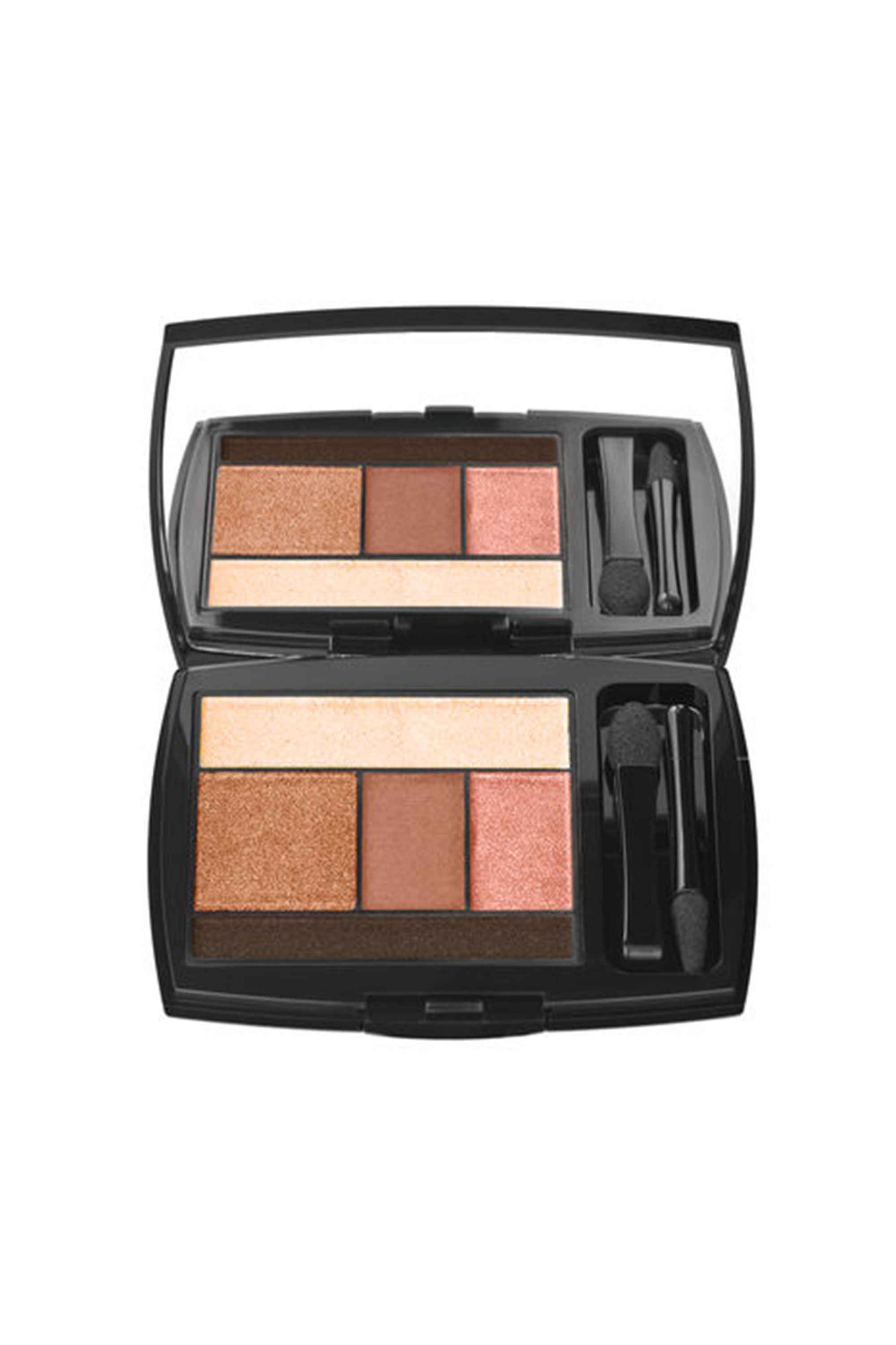"<p>$50, <a href=""http://www.lancome-usa.com/makeup/eyes/eyeshadow-palettes/color-design-5-pan-eyeshadow-palette/LAN50.html"" target=""_blank"" data-tracking-id=""recirc-text-link"">lancome-usa.com</a></p>"