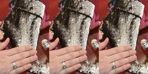 Nail, Hand, Finger, Silver, Nail care, Fashion accessory, Glitter, Jewellery, Manicure,